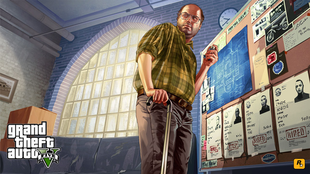 GTA V Official Site updated, explore more of Los Santos