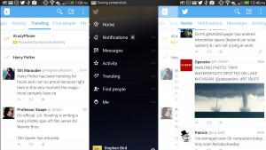 New Twitter beta for Android features redesign, inline pictures and video
