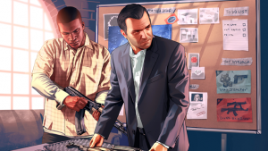 GTA V out now: download the manual free for iOS and PC