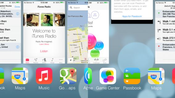 """iOS 7 est déjà plus """"émotionnel""""  que ses prédécesseurs"""