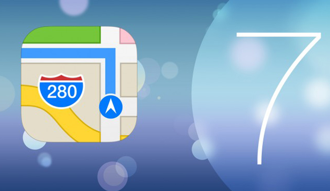 Discovering iOS 7: The Maps app