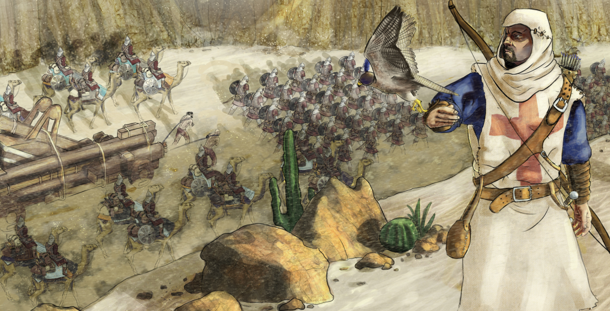 Stronghold Crusader II: Like a castle in the sand