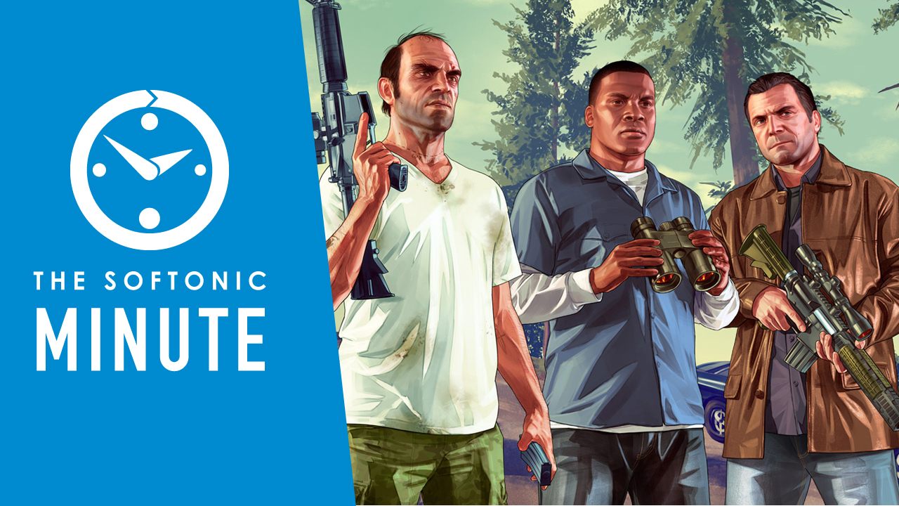 The Softonic Minute: iOS 7, PES 2014, YouTube and GTA V