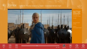 Torrex Lite: The Torrent Downloader for Windows RT & Windows 8