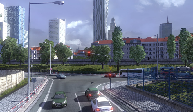 Euro Truck Simulator 2 'Going East' DLC almost ready