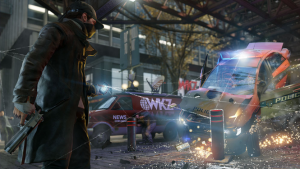 See 15 minutes of Watch Dogs gameplay video