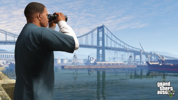 GTA franklin bridge