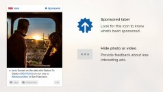Instagram prepares users for in-feed ads