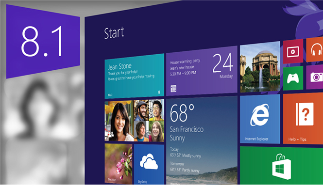 Rumor: Windows 8.1 Update 1 pushed back to April