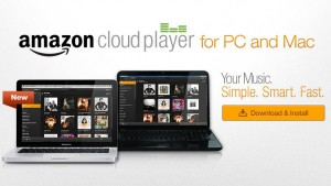 Amazon Cloud Player released for Mac