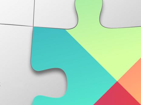 Logo estilizado do Google Play Services