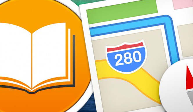 OS X 10 9 Mavericks: iBooks, Maps and more, now available