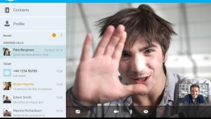 Skype for Android 4.4 updates tablet UI