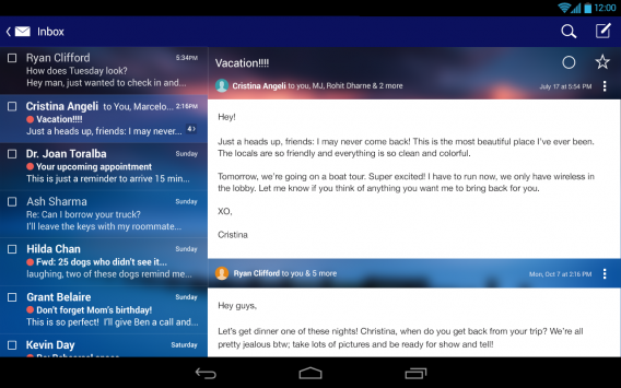 Yahoo! Mail updated with 1TB of storage, synced themes and ...