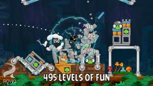 Original Angry Birds for Android and iOS updated with 30 new levels (video)