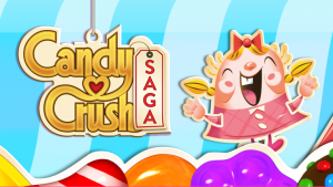 Candy Crush Saga downloaded over half a billion times