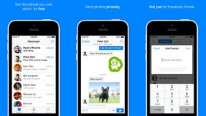 Updated Facebook Messenger rolling out to everyone