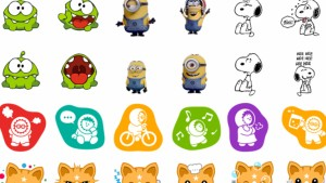How to get free stickers for Facebook