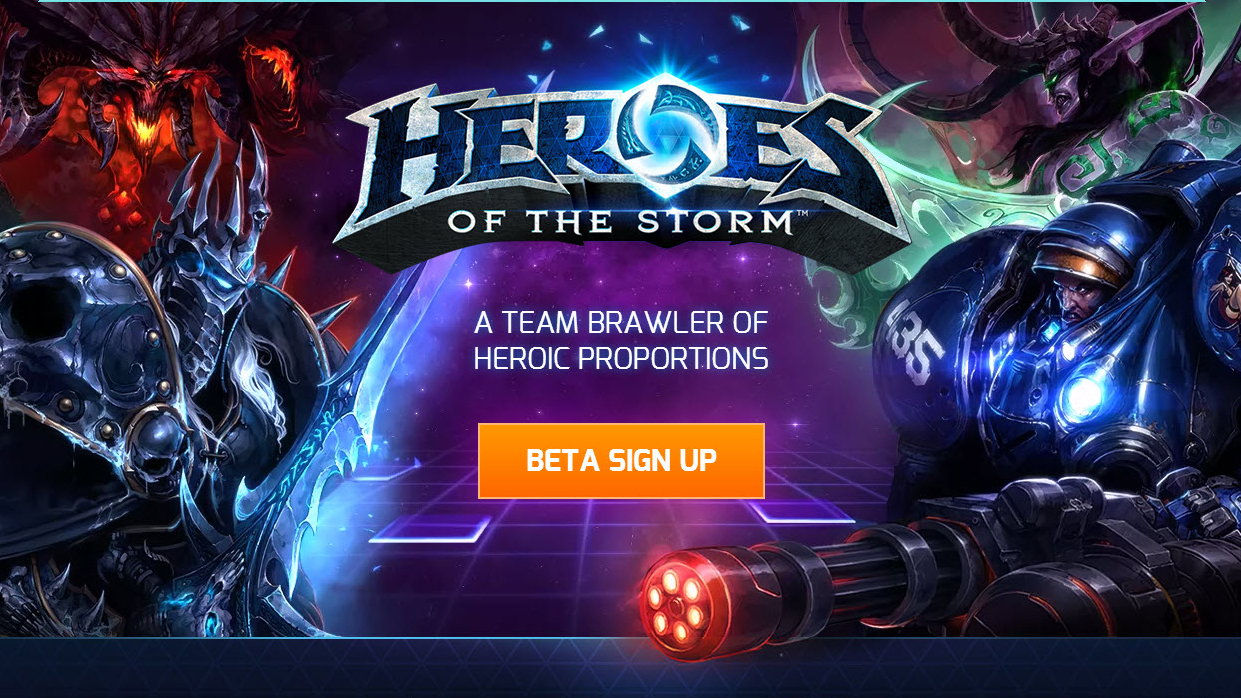Video: Heroes of the Storm features every Blizzard hero