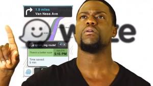 Waze debuts celebrity voices (video)