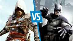 Batman: Arkham Origins vs Assassin's Creed 4
