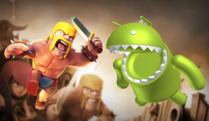 Взлом clash of clans на android - YouTube