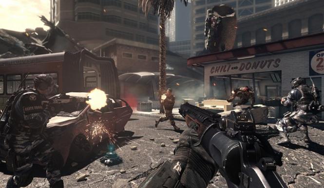 Call Of Duty Скачать Игру На Андроид Бесплатно - фото 3