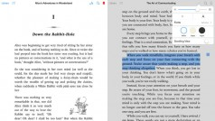 iBooks gets iOS 7 redesign