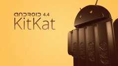 KitKat installed on only 1.8% of Android devices