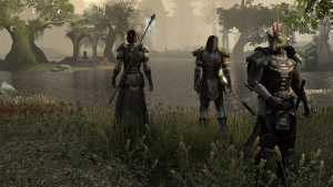 The Elder Scrolls Online video reveals character progression
