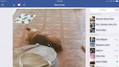 Facebook for iOS now auto-plays videos