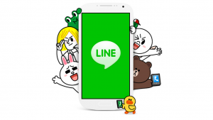 LINE updated on iOS with new logo and sticker search