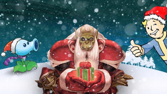 Oh no, it's Christmas! How to avoid Santa Claus in video games