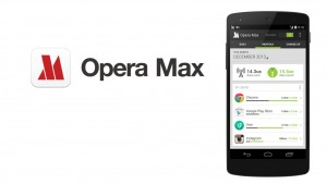 Opera releases Max app to help you save data
