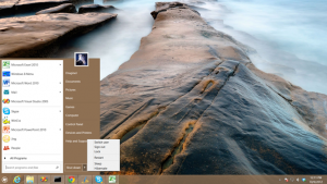 Rumor: Start menu to return in Windows 8.2