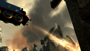 Really Useful Dragons brings Thomas the Tank Engine to Skyrim