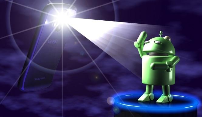 Free Android app Brightest Flashlight gave user data to third parties