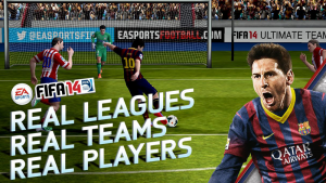 FIFA 14 for iPhone, iPad & Android: The controls
