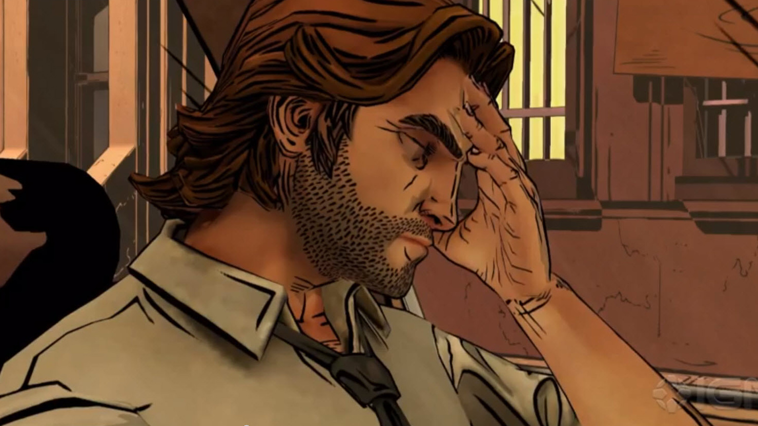 The Wolf Among Us Episode 2 trailer shows the dark side of Fabletown