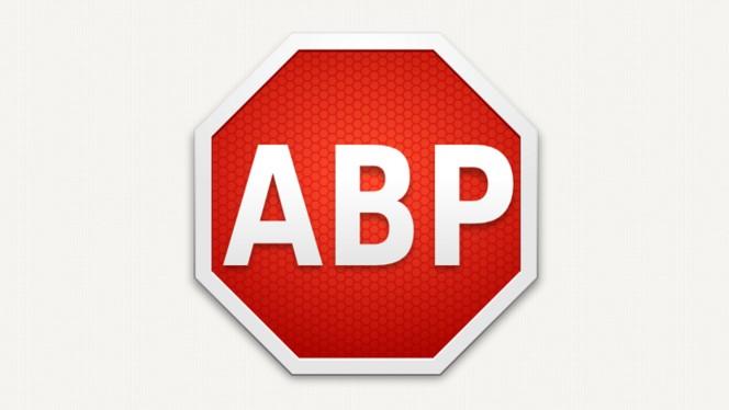 Adblock Plus header