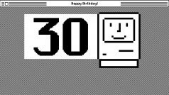 Mac OS was launched 30 years ago today