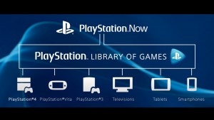 PlayStation Now brings streaming games to consoles, TVs, tablets and phones
