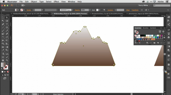 Adobe Illustrator CC Live Corners