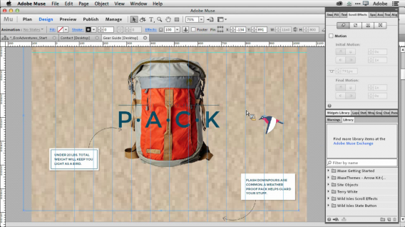Adobe InDesign CC update