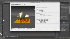 Adobe Creative Cloud update brings 3D printing to Photoshop, tightens integration