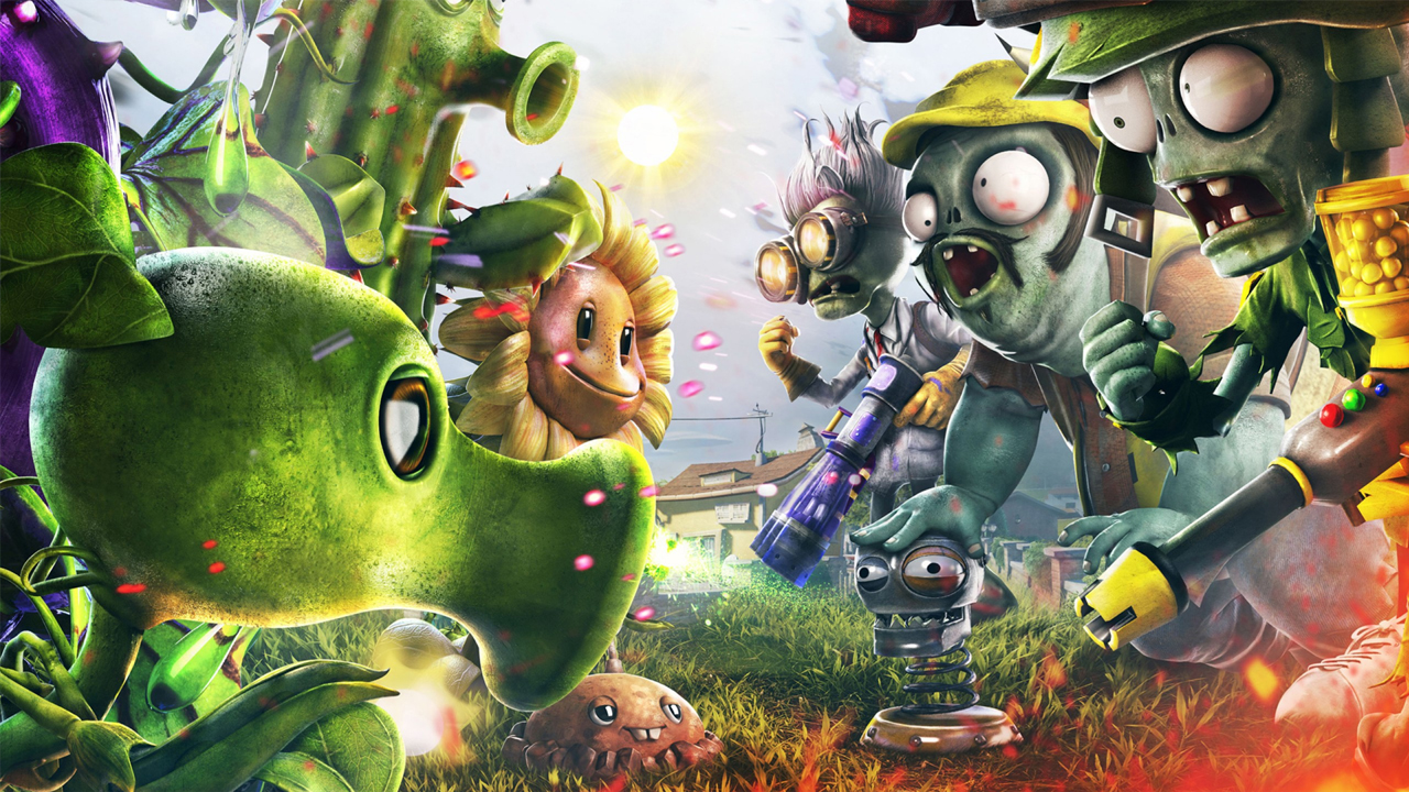Plants Vs Zombies Garden Warfare Pc Release Date Revealed