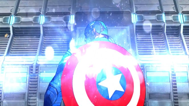 Captain America The Winter Soldier mobile game header