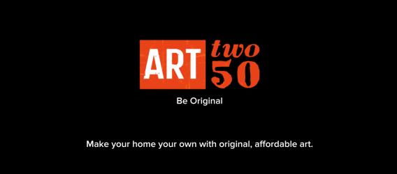 ARTtwo50 logo