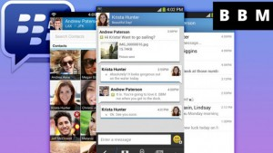 BBM now available for Android Gingerbread