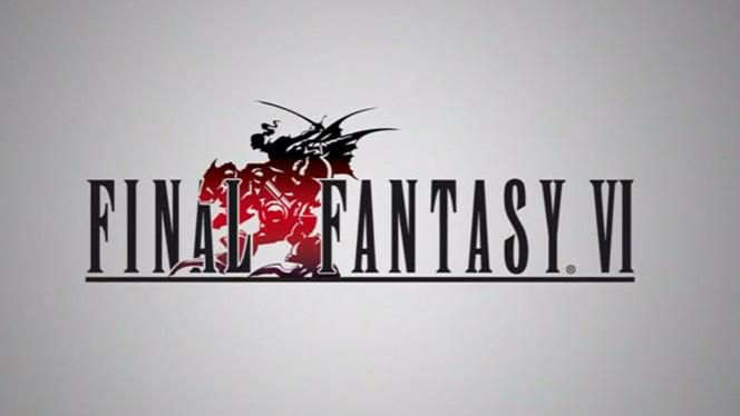 Final Fantasy VI header